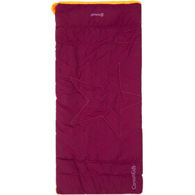 Outwell Kids Champ Sleeping Bag Beet Red